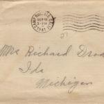 Envelope for Oct 28, 1941